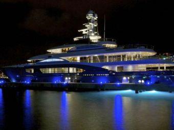 FOTO: Cu banii pe asta ridici 5 stadioane in Romania! Vezi imagini senzationale cu cel mai tare yacht