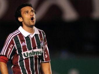 VIDEO! Omul care INGROPA Steaua in 2006 a facut spectacol in Brazilia! A dat 4 goluri in meciul saptamanii! La pauza era 1-2 si s-a mai marcat de 6 ori!