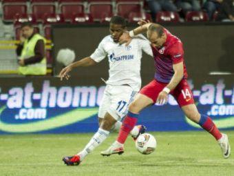 VESTEA care aduce primavara mai aproape de Steaua! Capitanul lui Schalke si unul dintre cei mai buni jucatori s-au RUPT si rateaza meciul decisiv!