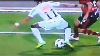 VIDEO Asta e visul SUPREM al unui fundas! Neymar, UMILIT cu mingea printre picioare!