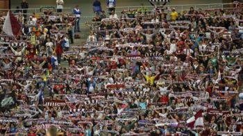 """Israelienii se tem de atmosfera INCENDIARA de pe National Arena: """"Rapid are un stadion NEBUN, dar nu renuntam niciodata!"""""""