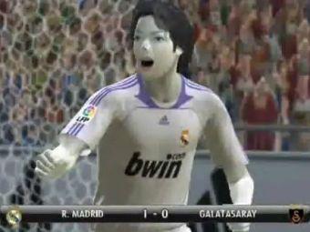 Michael Jackson TRAIESTE! S-a apucat de fotbal si joaca pentru Mourinho la Real! :) VIDEO FABULOS
