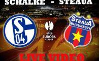 Calificarea se joaca la Bucuresti: Schalke 2-1 Steaua! Larnaca ne-a facut un cadou de ziua Romaniei! Vezi GOLURILE