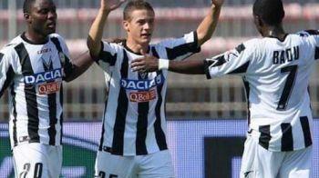 Asta e cel mai greu MECI pentru Torje in Italia! E anuntat titular la Udine impotriva lui Chivu! Ce anunt a facut antrenorul lui Udinese!