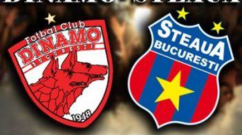 Steaua bate dupa 7 ani in Stefan cel Mare si urca pe locul 4! Dinamo 1-3 Steaua in El Clasico de Romania! Vezi fazele: