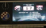 Nu mai e nicio gluma: autoritatile din Franta inceput ancheta! Dinamo Zagreb - Lyon, suspectat ca a fost aranjat de mafia pariurilor!