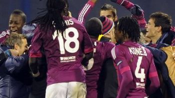"""Ajax, luata peste picior de francezi dupa ce au facut SCANDAL la UEFA! Gomis: """"Au fost 4 goluri frumoase, pacat ca a fost TRUCAT!"""" Atacul celor de la Lyon:"""