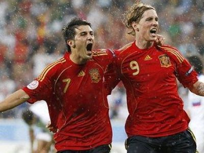 Asta e schimbul ANULUI 2012! Barca pune mana pe toata nationala Spaniei! Schimb Villa - Torres cu Chelsea?