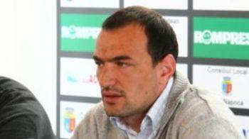Surpriza la U. Cluj: Badea ramane la echipa! Vezi anuntul oficial facut de conducere