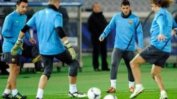 PREMIERA! Fosta echipa a lui Olaroiu vrea sa joace cu 16 jucatori impotriva Barcei! Care e singura modalitate de a-i opri pe catalani!