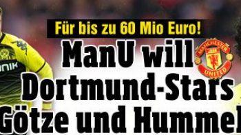 Man. United da 60 de mil euro pentru finala Europa League de la Bucuresti: Vezi cele doua super transferuri de la Dortmund