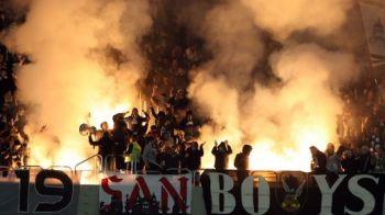 Haos la Cluj! Fanii lui U Cluj s-au dus peste jucatori in vestiar sa ceara demisia antrenorului! Machado le-a aratat semne obscene
