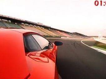 VIDEO: Lamborghinine minte pe fata! Aventador de 700 de caiNU prinde 350 la ora viteza maxima!