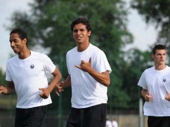 """In aceasta iarna va semna cu Steaua, dar nu vrea sa stea prea mult: """"Visul meu e sa joc la AC Milan, alaturi de fratele meu, Pato!"""""""