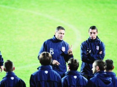 El poate fi primul transfer al Stelei in 2012! Pe cine aduce Becali in locul lui Latovlevici pentru visul finalei Europa League