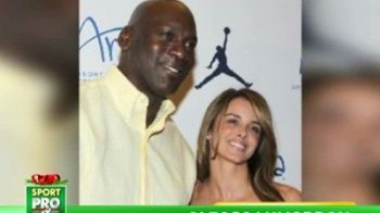 VIDEO: Legenda Jordan se insoara din nou: vezi cum arata noua sa iubita!