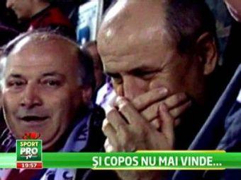 Basescu ii INTERZICE lui Copos sa vanda Rapidul! I-a trimis 1 euro ca sa salveze PLANETA :)