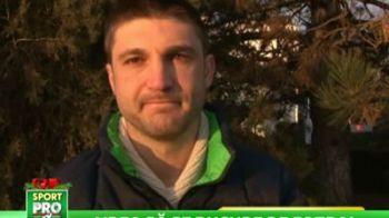 VIDEO: Dupa 7 luni de chin, Andrei Cristea revine pe teren si se face IAR STELIST :) Vezi cu ce conditie