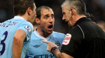 """Mancini il lauda pe Pantilimon: """"Sunt mandru de jucatorii mei!"""" VIDEO: Greseala de arbitraj care a decis meciul: """"Vom face apel si vom castiga!"""""""