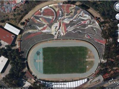 FOTO SENZATIE! Cele mai STRANII stadioane vazute vreodata! Cum a intrat un stadion din Romania pe lista :))