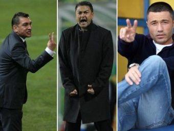 Gigi a numit azi 3 antrenori intr-unul la Steaua: Adrian Ilie, Ilie Stan si Ilie Dumitrescu! Vezi in ce incurcatura s-a trezit :))