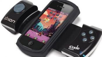 FOTO: Poti incerca acum orice joc pe iPhone fara probleme! 7 gadgeturi nebune care iti transforma telefonul intr-o super consola