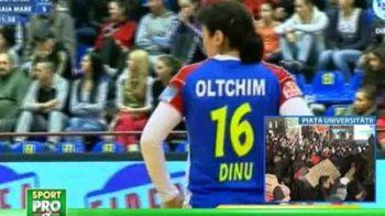 SIMBOLUL Ligii Campionilor a venit GRATIS la Oltchim! Cel mai bun transfer la supercampioana Romaniei din handbal