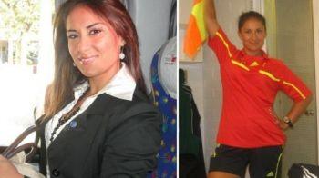 SUPER FOTO: O moldoveanca a ajuns printre cele mai sexy arbitre din lume