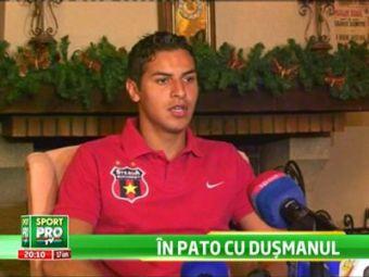 A crescut cu Pato, dar acum il URASTE pe starul de la Milan! Brazilianul care vrea sa-i faca pe stelisti sa se INDRAGOSTEASCA de el