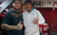 Omul de 70 de mil a INNEBUNIT Brazilia! Sute de fani s-au luat dupa Neymar la mall sa-i vada ultimul tatuaj! Cui i l-a dedicat