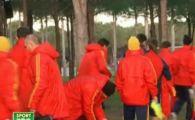 Piturca e un pachet de nervi in Antalya: Nationala nu s-a antrenat de doua zile! Vezi ce s-a intamplat: