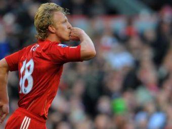 Kuyt a intrat in ISTORIE dupa golul cu United! Doar 3 olandezi au mai reusit o asemenea performanta! Momentul pe care il astepta de 5 luni: