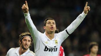 VIDEO: Eliminata din Cupa, Real continua sa domine in campionat: Real Madrid 3-1 Zaragoza, goluri Kaka, Ozil si CR7