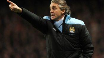 SCANDAL la Manchester City! Mancini si-a socat vedetele de sute de milioane! Decizia care poate porni o revolta nu-l afecteaza pe Pantilimon
