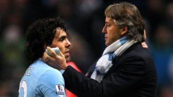 Vestea care poate schimba decisiv lupta pentru titlu in Premier League! Ce anunt a facut Mancini AZI!