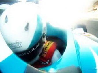 """VIDEO: Frana brutala la 300 de km/h, """"fara"""" centura, cu 1.000 de cai sub tine!"""