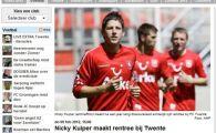 Un an de zile a trecut printr-un CHIN, acum se pregateste de meciul vietii pe National Arena! Ce jucator surpriza va intra in Steaua - Twente