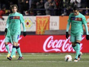 DRAMA! Mourinho rade de unul singur in fata la TV! 5 extraterestri, dati disparuti intr-un oras plin de basci salbatici! Osasuna 3-2 Barcelona