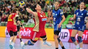 Victorie GALACTICA pentru Oltchim in Liga Campionilor cu supercampioana Frantei! Oltchim 30-21 Met! Romania viseaza la finala