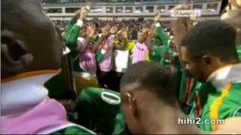 VIDEO: Nebunie la penalty-urile care au decis campioana Africii! Zambienii au cantat si au facut incantatii pe teren! Vezi ratarea DECISIVA a lui Gervinho