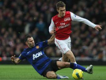 El este Chuck Norris din fotbal: cand inscrie, sigur se intampla ceva rau! Conform mayasilor, Ramsey va marca un hattrick pe 20.12.2012 :)