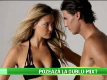VIDEO: Nadal si superbul model Bar Rafaeli apar goi intr-un super pictorial de Valentine's Day