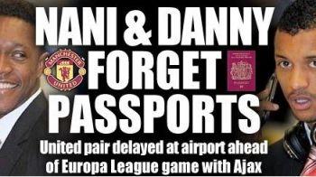Nani si Welbeck l-au scos din sarite pe Sir Alex! Ce prostie au facut inainte de DEBUTUL lui United in Europa League