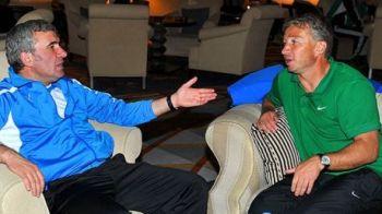 Imagini LEGENDARE: Dan Petrescu si Hagi au stabilit cum vor imparti EUROPA cu fosti jucatori URIASI de la Barcelona si Real Madrid