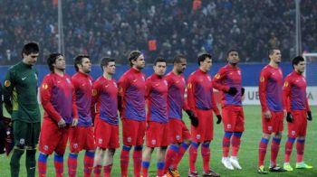 Steaua, facuta de ras inainte de meciul cu Twente! Un stelist, ARESTAT in Olanda dintr-un motiv incredibil! Ce a facut: