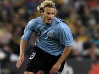 Vedetele Uruguayului nici NU concepeau sa nu castige! SFATUL lui Forlan pentru Piturca:
