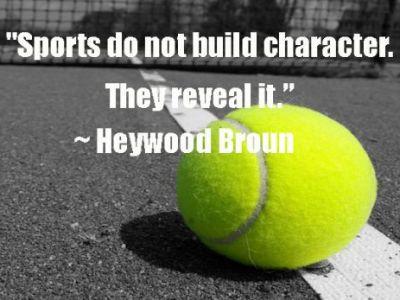 citate despre tenis 20 citate celebre din sport: De la invataturile lui Bruce Lee, la  citate despre tenis