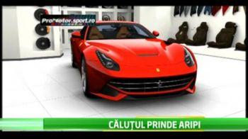 SUPER VIDEO: Asa arata cel mai rapid Ferrari din istorie! Masina pentru care fotbalistii vor scoate 300.000 euro din buzunar