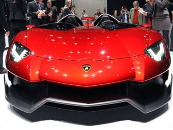 GENEVA 2012! Tocmai s-a lansat masina de 2.100.000 de euro! N-are nici macar parbriz in banii astia :)