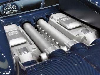 GENEVA 2012! Motor W16, de 8 litri, 1.200 de cai si 440 km/h viteza maxima!